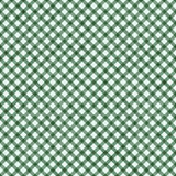 Dark Green Gingham Pattern Repeat Background Stock Photos