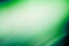 Dark-green gradient. Stock Photography