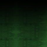 Dark green gradient background. Paper texture. Stock Photos