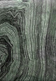 Dark green marbles as a tree bark for background Royalty Free Stock Images
