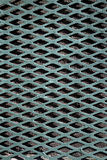 Dark green metal mesh Royalty Free Stock Images