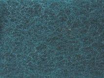 Dark green micro fiber scotch-brite. Pattern background royalty free stock photos
