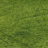 Dark green paper background. With pattern Royalty Free Stock Photography