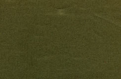 Dark green paper sheet Royalty Free Stock Photo