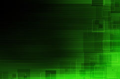 Dark green tech abstract background Royalty Free Stock Image