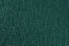 Dark Green Textured Paper Royalty Free Stock Photography