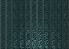 Dark Green Wallpaper. Royalty Free Stock Image