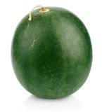 Dark green watermelon berry Royalty Free Stock Image