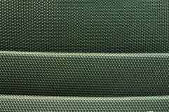 Dark green weaving fabric Stock Photo