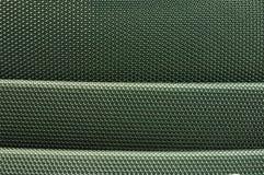 Dark green weaving fabric. Texture background Stock Photo