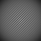 Dark, grey background, pattern with slanting lines Stock Photos