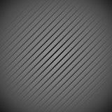 Dark, grey background, pattern with slanting lines. Vector illustration of dark, grey background, pattern with slanting lines Stock Photos