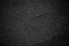 Dark grey black slate background or natural stone Royalty Free Stock Image
