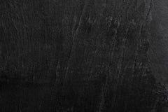 Dark grey black slate background or texture. Royalty Free Stock Image