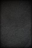 Dark grey black slate background or texture.  Stock Photography