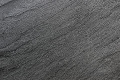 Dark grey black slate background or texture. Royalty Free Stock Photos
