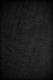 Dark grey black slate background or texture. Royalty Free Stock Photos