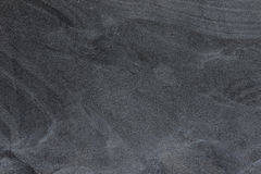 Dark grey black slate background or texture. Stock Image