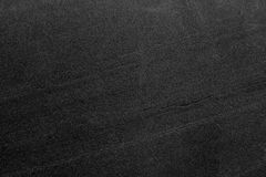 Dark grey black slate background or texture. Royalty Free Stock Photography