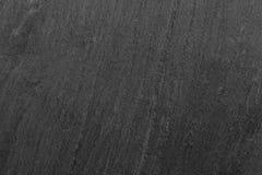 Dark grey black slate background or texture. Stock Photography