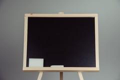 Dark grey black slate background or texture. Stock Images
