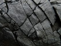 Dark grey black slate. Background Stock Photos