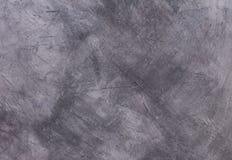 Dark grey concrete background. Dark grey concrete wall. Copy space Background Stock Image