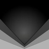 Dark grey corporate tech background Stock Images