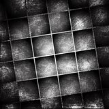 Dark grey grunge design Royalty Free Stock Image