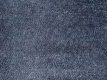 Dark grey jean. Detail of dark grey jean use for background Royalty Free Stock Photography