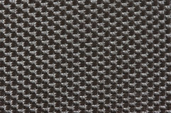 Dark grey outdoor fabric cloth texture Stock Image