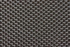 Dark grey outdoor fabric cloth texture Stock Image