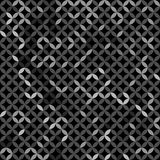 Dark grey seamless background. Austere seamless background or texture in dark monochrome shades Stock Image