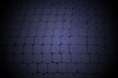 Dark grey Square Pattern Backgroud Royalty Free Stock Photo