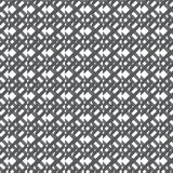 Dark grey and white square weave pattern background Stock Images