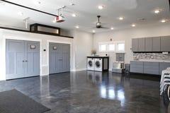 Dark grey wood floors or grey hardwood floors attractive wonderful kitchen stock photo