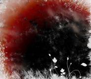 Dark grunge background. Dark goth grunge background and border Royalty Free Stock Photo