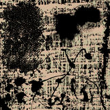 Dark Grunge Background Royalty Free Stock Images