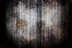 Dark grunge metal wall Royalty Free Stock Photo