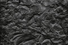 Dark grunge  stone wall  background or texture Royalty Free Stock Photography