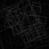 Dark grunge tech background Stock Image