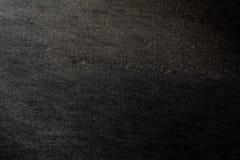 Dark grunge textured fabric closeup Royalty Free Stock Photo