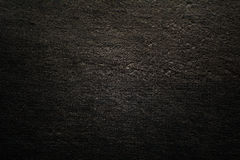 Dark grunge textured fabric closeup Stock Images