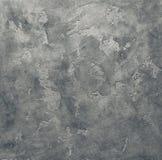 Dark Grunge Textured Wall Stock Photography