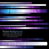 Dark grunge vector design Stock Photos