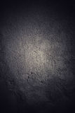 Dark grunge wall background. With black vignette Stock Photos