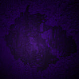 Dark grungy texture wall Royalty Free Stock Photo