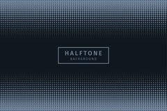 Dark halftone background  landscape pattern vector illustration