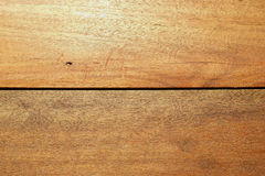 Dark hard wood texture with natural patterns background horizon Stock Images