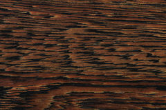 Dark Hardwood Stock Photography